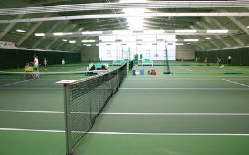 Standort Sächsischer Tennis Verband